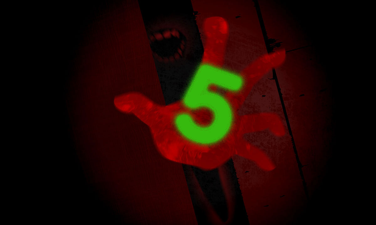 5horrostories